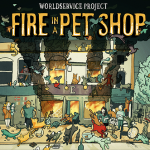 Fire in Pet Shop